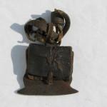 «Отых» - традиционное хакасское огниво (кресало).